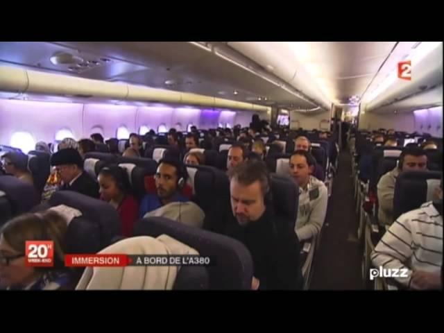 Les coulisses de l'A380