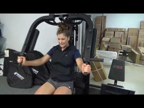 BodyWorx L8000 Home Gym Review - Australia - L8000HG & L8000LP