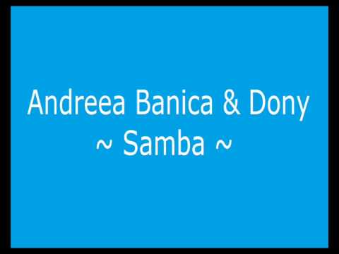 Andreea Banica - Samba Lyrics   Musixmatch