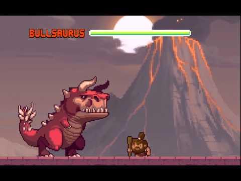 The Sandbox Evolution - Bullsaurus Mega Boss Attack