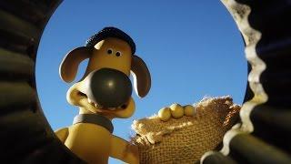 Барашек Шон 3 сезон 1 часть / Shaun the Sheep 3 season 1 part