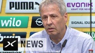 Favre über Taktik, Robbery und Lewandowski | Borussia Dortmund | SPOX