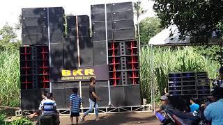 """""""BKR"""" DJ LA BOMBA Tlogowaru hari ini 13-1-2019"""