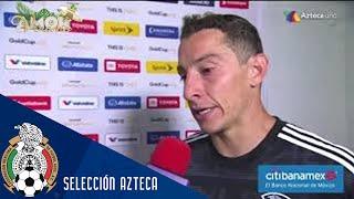 Selección Azteca | Zona Mixta con el capitán Andrés Guardado