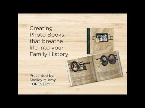 Creating Photo Books that Breathe Life in your Family History
