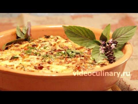 Кабачки по-крестьянски - Рецепт Бабушки Эммы