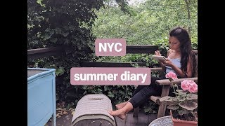 NYC Summer Diary