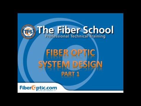 On-Demand: Fiber Optic Network Design (pt. 1)