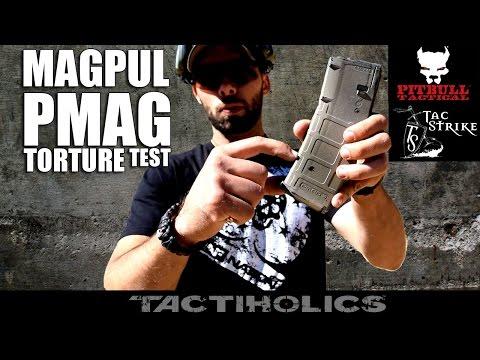 Magpul PMAG   Torture Test - Tactiholics™