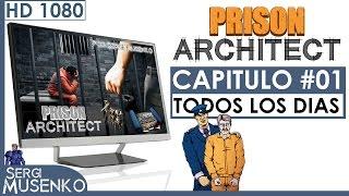 Vídeo Prison Architect