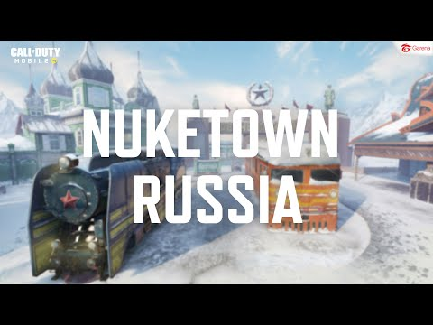 [Teaser] Nuketown Russia - Call of Duty: Mobile