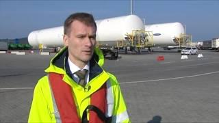 Опыт Литвы  Как работает плавучий LNG терминал в Клайпеде
