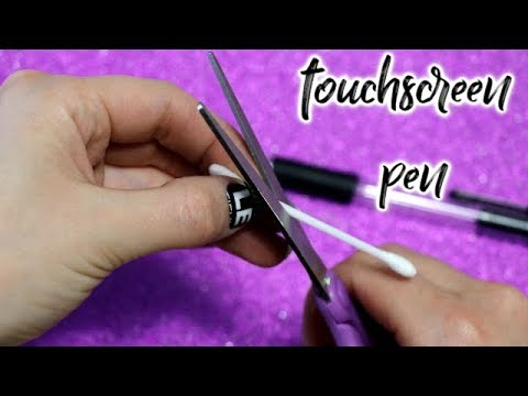 Vero Vi Crea Tu Propio Lapiz Para Pantalla Tactil Touchscreen Youtube