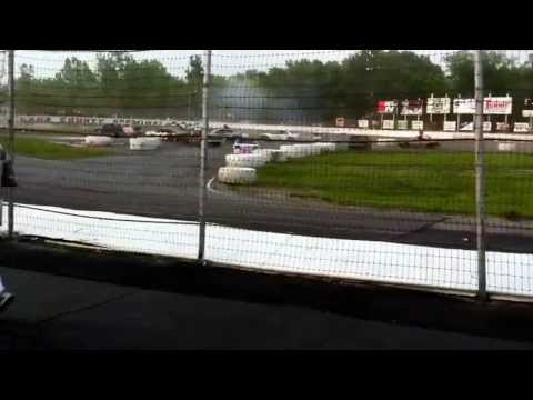 The knight of destruction tour of destruction live at lake county speedway