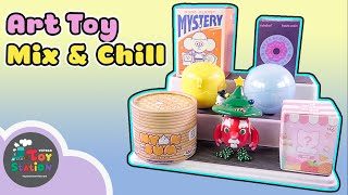 Art Toy Mix and Chill weekend ToyStation 567