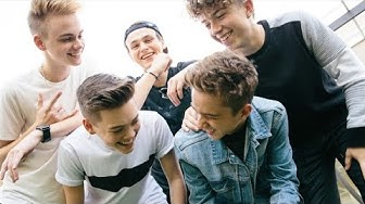 Why Don't We • Our First Day As A Band