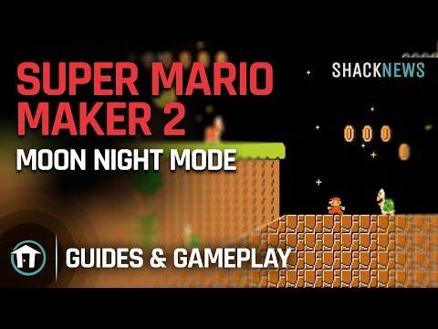 Super Mario Maker 2 download file size on Switch eShop
