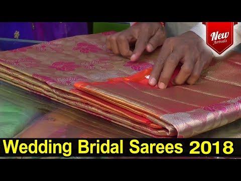 2018 Designer Sarees With Price   Sri Krishna Silks Hyderabad   Latest Saree Collection