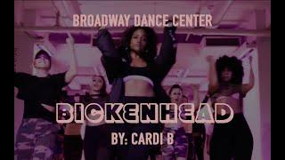 Bickenhead | Cardi B #Bickenhead