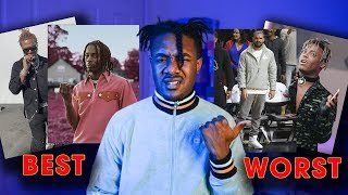THESE RAPPERS CANT DRESS!| Best & Worst Dressed Music Artists 2019 ft Drake, Juice Wrld, Asap Rocky