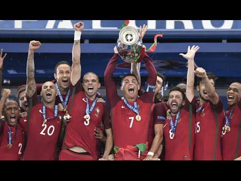 Celebs Reaction On Portugal Wins Euro 2016