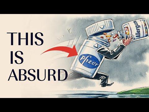 The Profitable Business Of Big Pharma