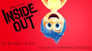 Inside Out-01 Bundle of Joy [Main Theme]-Soundtrack/OST by Michael Giacchino