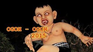 Kumpulan video Ogoh Ogoh Denpasar-Badung 2015