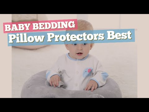 Pillow Protectors Best Sellers Collection // Baby Bedding