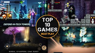 Top 10 Best Free iPhone & Android Games Of 2019 (April)