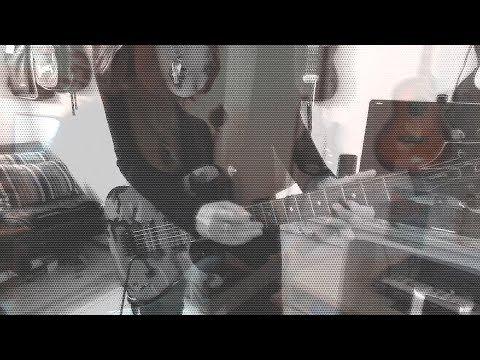 Megaherz - Jagdzeit Guitar Cover + Solo [MULTICAMERA]