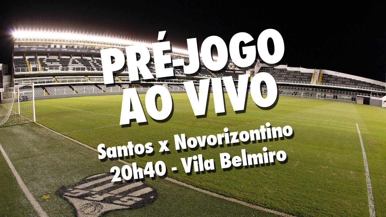 Santos X Novorizontino Hd: Santos X Novorizontino