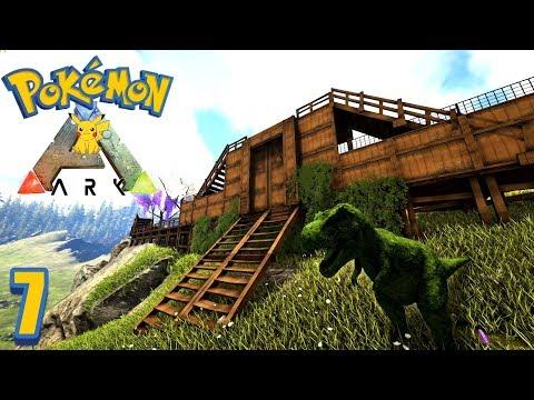 Pokémon Ark #7 Begeistert von den Baumöglichkeiten!
