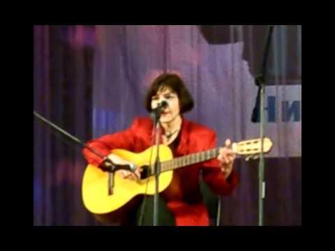 Конкурс радио шансон 2006г. Виктория Юдина