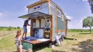 Tiny House On Wheels By Raw Design Creative - Tinyhousetour