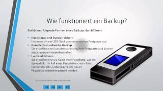 Windows 7 und 8 - Komplettbackup erstellen
