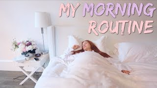 my morning routine - just what you were looking for!!! | Madelaine Petsch