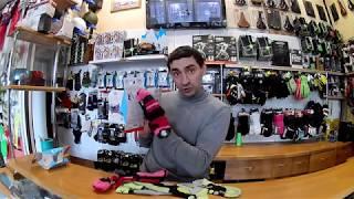 Детские горнолыжные носки X-Socks Ski Junior 4.0, обзор магазин VeloViva