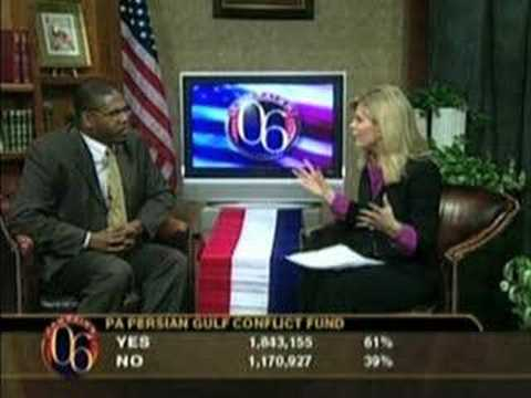 Jason Johnson Discusses the 2006 Mid-term Elections