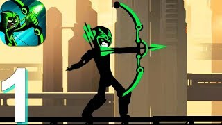 Super Bow: Stickman Legends - Archero Fight - Gameplay Walkthrough Part 1 (Android Game)