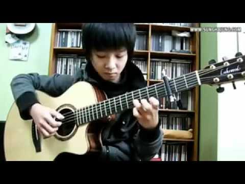 Песня Неизвестен - сверх крутая игра на гитаре в mp3 192kbps