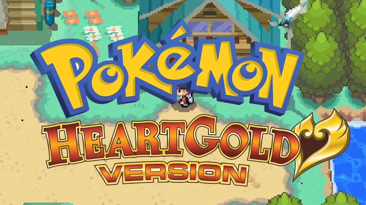 PLAYING POKEMON HEART GOLD WITH VIEWERS!!!