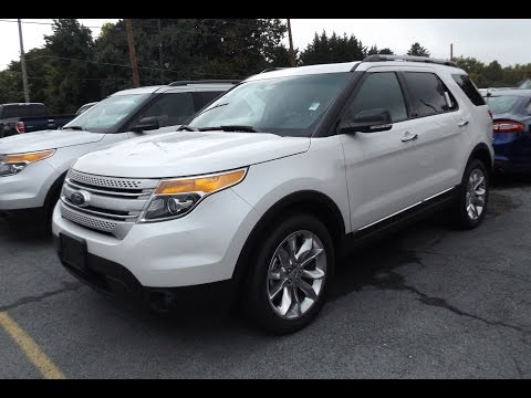 2015 Ford Explorer | Read Owner and Expert Reviews, Prices ...