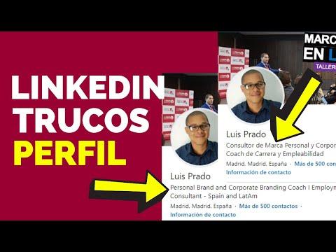 LinkedIn Español: Cómo crear un perfil en otro idioma (Ingles, Español y MÁS)
