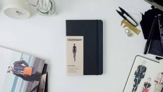 Fashionary Sketchbooks- Tailor made for Fashion Designers!