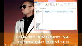 Como ativar o Windows 8.1 com KMSpico - [HD]