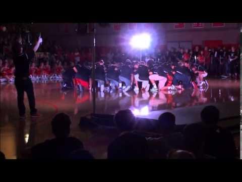 Redlands East Valley High School (REV) Pep Rally - Sept 2015