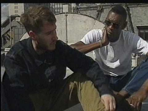 Massive Attack 1994 Protection Interview