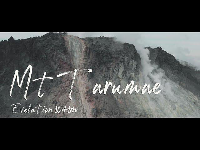 【北海道登山】樽前山の素晴らしさをシネマティックにまとめてみた。