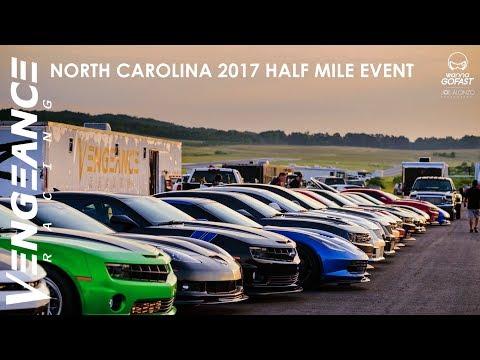 Vengeance Racing  - WGF NC  Half Mile Event - 2017